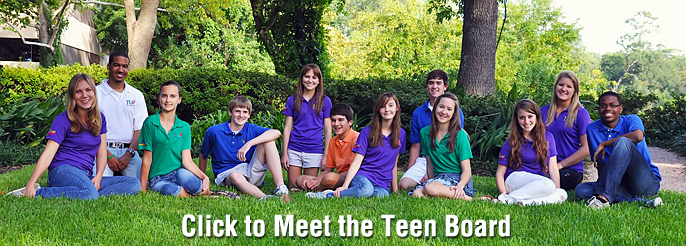 Oliver Foundation Teen Board